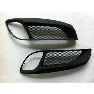 Front Fog Lamp Cover UNPAINTED for 2008 2011 Hyundai Genesis Coupe