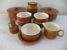 Hornsea Saffron Pattern 11 Piece Dinner Set