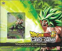 """DRAGON BALL SUPER TCG MAGNIFICENT COLLECTION  FORSAKEN WARRIOR """"BROLY"""" FREE SHIP"""