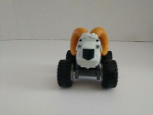 2014 Mattel Blaze and The Monster Machines Big Horn Ram Diecast Truck Toy - RARE