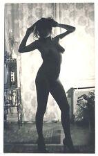 ARTISTIC NUDE STUDY / AKTSTUDIE AKT * Small Vintage 60s Amateur Photo