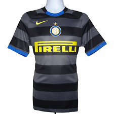 More details for 2020-2021 inter milan third football shirt nike large (**bnwt**) **authentic**