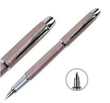 Perfect Classic Nib Pink Parker Pen IM Series Fine Nib Fountain Penn