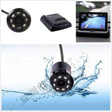 "4.3"" LCD Foldable Display Monitor+Car Rearview 8LED Infrared Night Vision Camera"