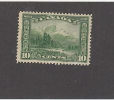 CANADA (MK6965) # 155 VF-MH 10cts 1928 MOUNT HURD, BC. /GREEN-#2  CAT VALUE $30