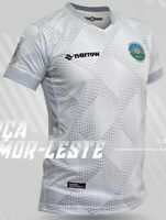 100% Authentic 2019 Timor Leste National Football Soccer Team Jersey Shirt Away
