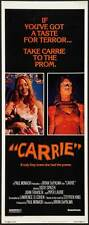 "CARRIE Movie Poster [Licensed-New-USA] 14x36"" Insert Stephen King 1976"