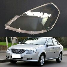 For Buick Excelle 2008 ~ 2012 Car Headlight Headlamp Clear Lens Auto Shell Cover