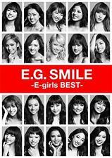 EG SMILE -E-girls BEST- 2CD + 3Blu-ray + Suma Pura movie + Suma Pula Music JAPAN