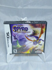 The Legend of Spyro: Dawn of the Dragon Nintendo DS, 2008 Brand New - Wrap wear