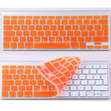 """UK Keyboard Keypad Silicone Cover Protector for Apple 13"""" & 15""""  Macbook Pro"""