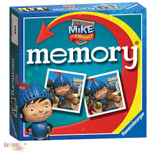 Mike El Caballero Mini Memoria Ravensburger Juego
