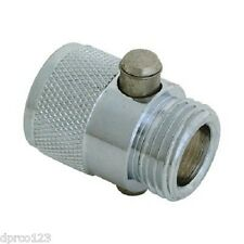 Push Button Volume Flow Control Valve For Shower Head Brass Body LOW S/H FEES!