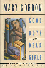 GOOD BOYS AND DEAD GIRLS: AND OTHER ESSAYS, MARY GORDON, Used; Good Book
