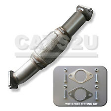 FORD FOCUS ST170 2.0 03/02-01/05 CONNECTING OR LINK PIPE TO CATALYTIC CONVERTER