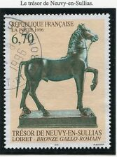 TIMBRE FRANCE OBLITERE N° 3014 TABLEAU BRONZE ROMAIN / Photo non contractuelle