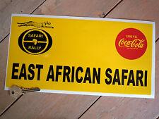 EAST AFRICAN SAFARI (300mm) classic rally car sticker