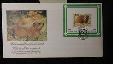 Bophuthatswana South Africa 1990 Ms wild animals mammals prairie dog