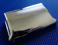 Fender USA Custom Shop Post Modern RELIC Stratocaster Chrome ASH TRAY COVER Strat