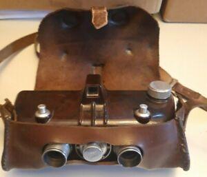 Vintage Kamera Haneel Tri-Vision