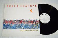 Roger Chapman – Walking The Cat, Vinyl, LP, DE 1989, vg++
