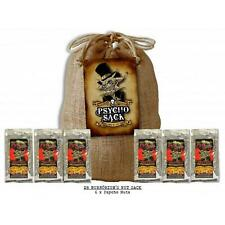 Psycho Sack Nuts 6x 80g Psycho Hot Spicy Naga Ghost Pepper Peanuts Snack Gift