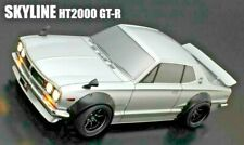 1/10 RC Car Body Shell NISSAN SKYLINE HT GT-R HAKOSUKA WIDE BODY