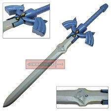 FOAM Legend of Zelda Master Sword LARP Breath of the Wild Latex Cosplay Weapon