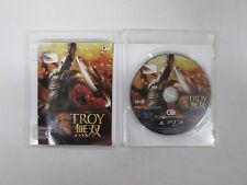 PlayStation3 -- TROY MUSOU -- PS3. JAPAN GAME. Works fully!! 57667