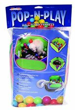 Marshall Pop-N-Play Ball Pit Green