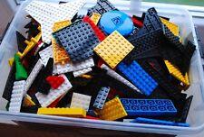 Lego Bau Platten gemischt 25 Stück Basic Hausbau Sammlung City