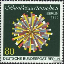 Berlin (West) 734 (kompl.Ausgabe) postfrisch 1985 Bundesgartenschau