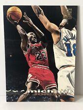 NBA MICHAEL JORDAN 1993-94 Topps Stadium Club Chicago Bulls Trading Card #169