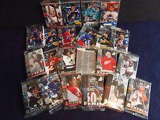 Pinnacle NHL Hockey 1997-98 Cards 10 Packs of 10 (100 Cards) Stocking Stuffer