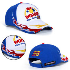 Wonder Baseball Cap Ricky Bobby Talladega Nights 26 Costume Hat Bread Racecar