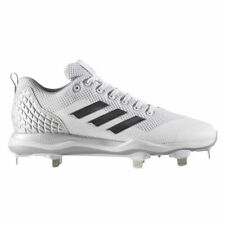 Adidas Power Alley 5 Baseball Cleats Shoes For Men Size 12.5