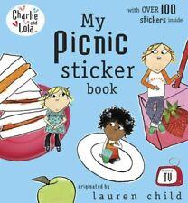 Charlie and Lola: My Picnic Sticker Book,Lauren Child