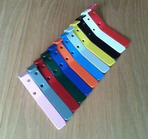 Multi coloured coat hook