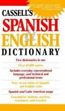 Cassell's Spanish & English Dictionary by Webster's New World