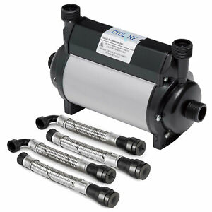 STUART TURNER CYCLONE 1.5 Bar Twin Impeller BOOSTER SHOWER PUMP WRAS APPROVED