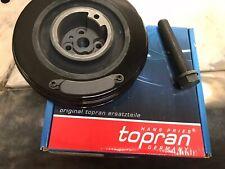 VW TRANSPORTER 2.5TD T4 2.4TD AJT AYY CRANKSHAFT DAMPER PULLEY VIBRATION DAMPER