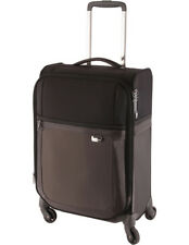 Samsonite UPLITE SPL 55cm Small Carry on Spinner Suitcase/luggage Black/grey
