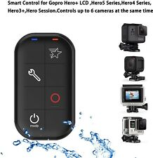 Control Remoto Inteligente Impermeable Wifi Cable de carga Correa Para La Muñeca Para GoPro Hero 5
