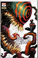 VENOM #4 (LGY#169) EXCLUSIVE TYLER KIRKHAM VARIANT COMIC BOOK ~ Marvel Comics