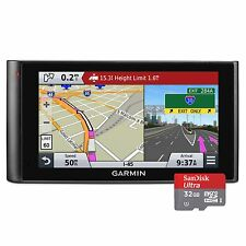 "Garmin dezlCam LMTHD 6"" GPS System w/ Built-In Dash Cam and 32GB Class 10 Card"