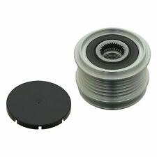 Alternator Overrun Pulley Fits Volkswagen Ameo 63 Beetle Bora 4motion Febi 15262