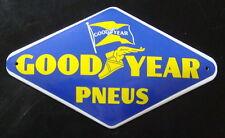 Email escudo-Good Year Pneus-bonito emailiertes chapa escudo aprox. cm 22-nuevo