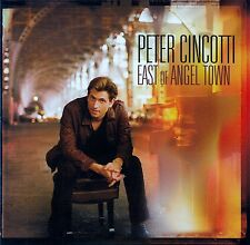 PETER CINCOTTI : EAST OF ANGEL TOWN / CD - TOP-ZUSTAND