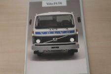 178961) Volvo F 4 F 6 Prospekt 04/1979