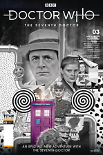 Doctor Who 7th #3 (of 4) Cover B Comic Book 2018 - Titan